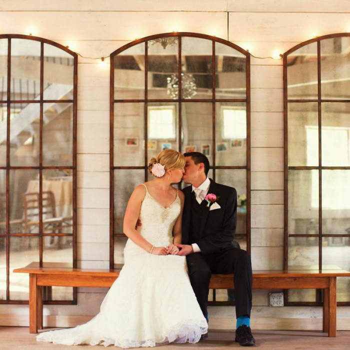 Kelly & Bryan Spring Wedding