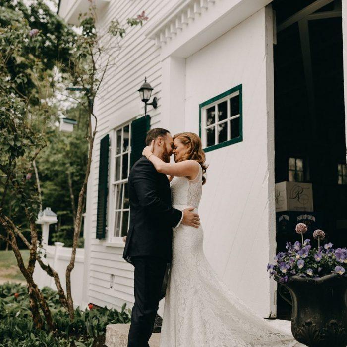 Alexandria & Mark Spring Wedding