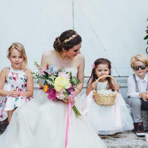 Ann & Patrick Spring Wedding