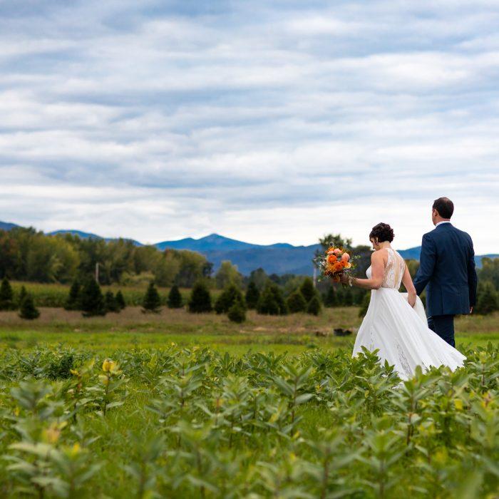 Meghan & Dave Fall Wedding