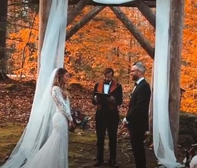 This Couple Found Their Perfect Maine Wedding Venue