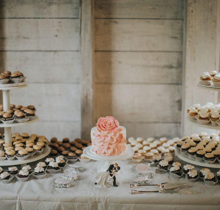 4 Reasons to Love Wedding Dessert Tables